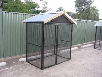 Cat Enclosures Cat Enclosure With Gable Roof Cat Pens
