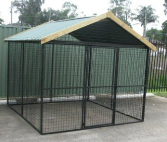 Chook Houses Chicken Enclosure With Gable Roof Chicken