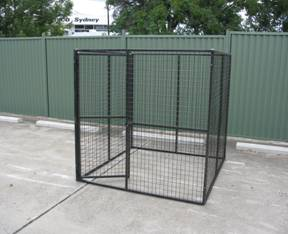 quality dog enclosure only with no roofing petenc0608